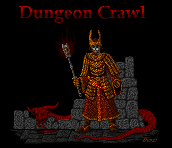 Dungeon Crawlのプレイ日記【目次】